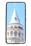 GALATA Back Cover iPhone Xs Max Hoesje Echt Leer - Zwart_