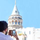 Galata - Lederen Samsung Galaxy S20 Ultra - Afneembare 2in1 BookCase - Zwart_