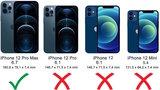Lelycase - uitneembare bookcase iPhone 12 Pro Max hoesje 2in1 RFID - iPhone 12 Pro Max echt leer afneembaar 2-in-1 telefoonhoesje - Zwart_