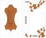 Lelycase - uitneembare bookcase iPhone 12 Pro Max hoesje 2in1 RFID - iPhone 12 Pro Max echt leer afneembaar 2-in-1 telefoonhoesje - Geel_