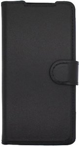 Lelycase - Uitneembare 2-in-1 Lederen Booktype Samsung Galaxy S20 Ultra hoesje - Zwart